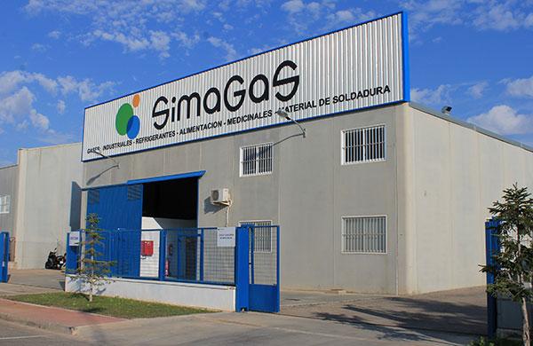 Historia de Simagas, nuevas instalaciones.