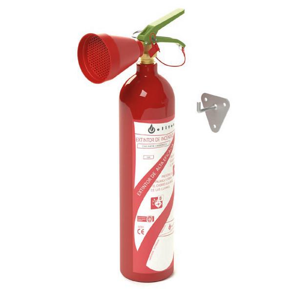 extintor 2 CO2 Amagnético