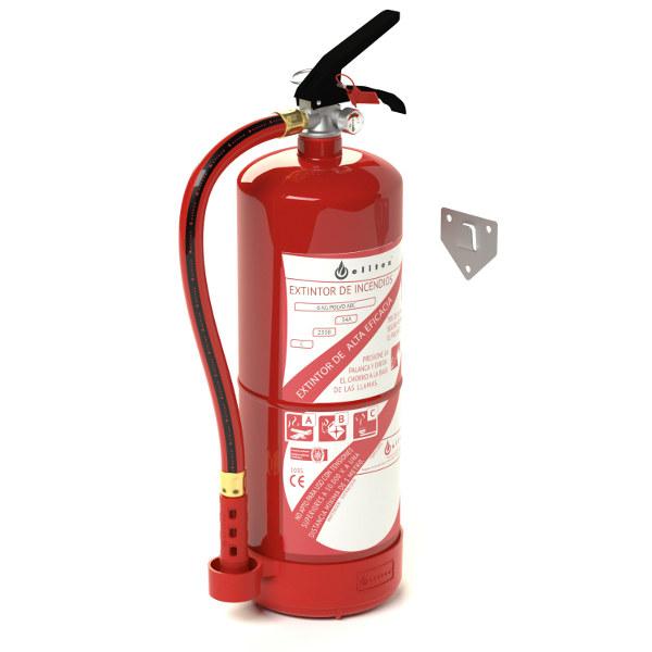 extintor 6P Plus