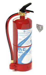 extintores en albacete espuma agua
