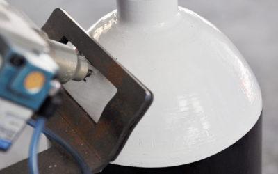 Retimbrado, inspección y ensayo de botellas de acero