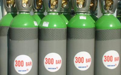 Botella 300 bares