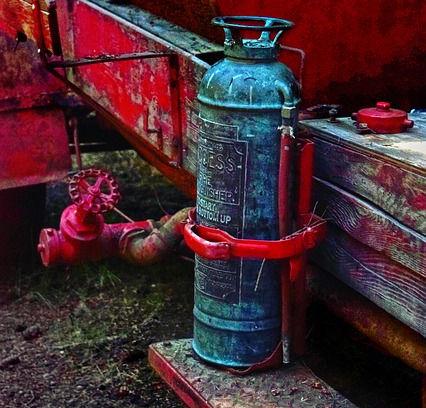 extintor agua