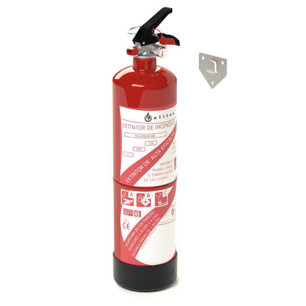 Comprar Extintor polvo ABC 3 kg