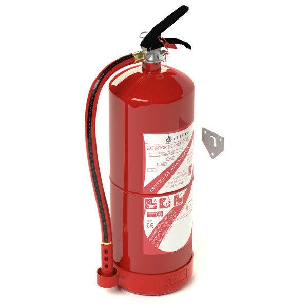 Comprar Extintor polvo ABC 9 kg