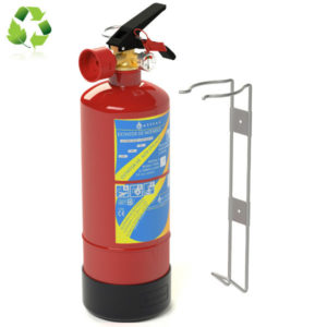 Comprar Extintor espuma y agua ABF 2 l.