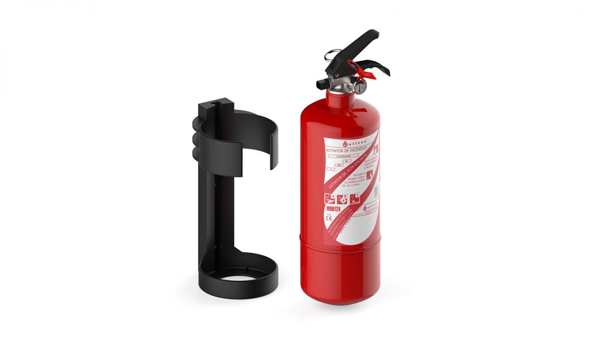Comprar Extintor polvo ABC 2 KG.