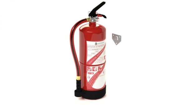 Comprar Extintor polvo ABC 6 kg. plus