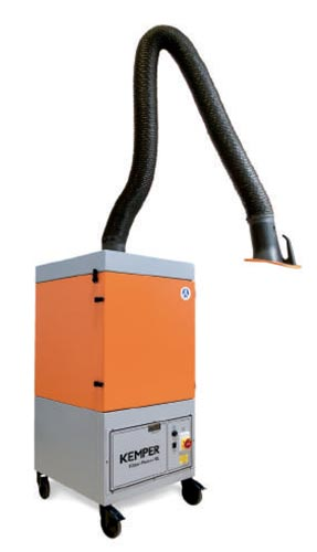 Aspirador soldadura Filter-Master XL